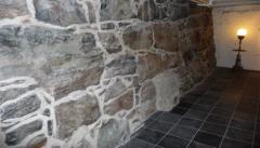 Sekelskifte med granitväggar